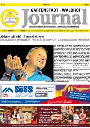 Gartenstadt-Waldhof Journal 10 2017