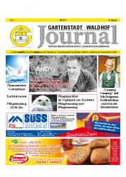 Gartenstadt-Waldhof Journal 05 2016