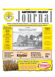 Gartenstadt-Waldhof Journal 12 2012