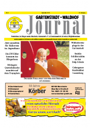 Gartenstadt-Waldhof Journal 09 2012