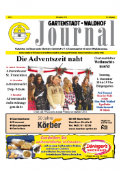 Gartenstadt-Waldhof Journal 11 2012