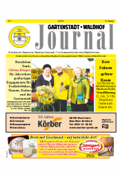 Gartenstadt-Waldhof Journal 07 2013