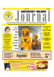Gartenstadt-Waldhof Journal 09 2013