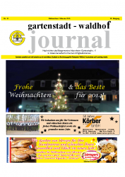 Gartenstadt-Waldhof Journal 12 2013