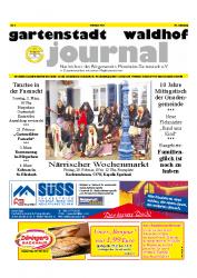 Gartenstadt-Waldhof Journal 02 2014