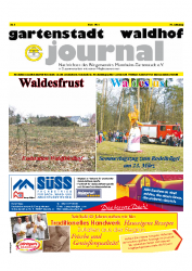 Gartenstadt-Waldhof Journal 03 2014