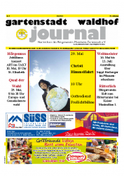 Gartenstadt-Waldhof Journal 05 2014