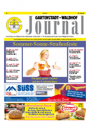Gartenstadt-Waldhof Journal 07 2014