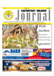 Gartenstadt-Waldhof Journal 12 2014 Seiten 1-16