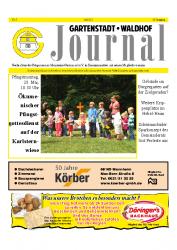 Gartenstadt-Waldhof Journal 05 2012