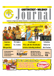 Gartenstadt-Waldhof Journal 07 2012