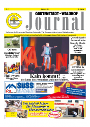 Gartenstadt-Waldhof Journal 09 2014