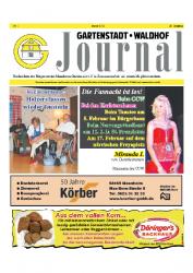 Gartenstadt-Waldhof Journal 01 2012