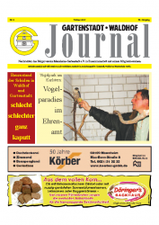 Gartenstadt-Waldhof Journal 02 2012