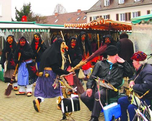 Wochenmarkt Hexen