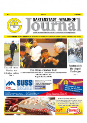 Gartenstadt-Waldhof Journal 04 2015