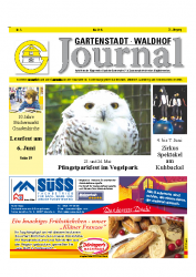 Gartenstadt-Waldhof Journal 05 2015