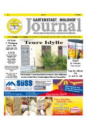 Gartenstadt-Waldhof Journal 06 2015