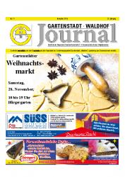 Gartenstadt-Waldhof Journal 11 2015