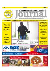 Gartenstadt-Waldhof Journal 02 2016