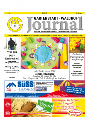 Gartenstadt-Waldhof Journal 03 2016