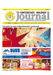 Gartenstadt-Waldhof Journal 11 2016