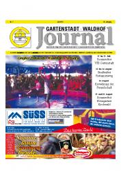Gartenstadt-Waldhof Journal 07 2016
