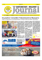 Gartenstadt-Waldhof Journal 1 20162