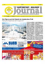 Gartenstadt-Waldhof Journal 07 2017