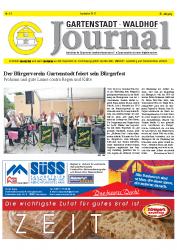 Gartenstadt-Waldhof Journal 09 2017