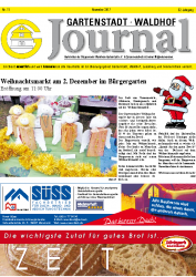 Gartenstadt-Waldhof Journal 11 2017