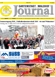 Gartenstadt-Waldhof Journal 02 2018