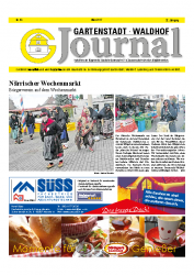 Gartenstadt-Waldhof Journal 03 2017