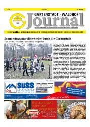 Gartenstadt-Waldhof Journal 04 2017