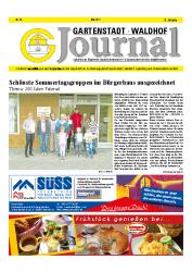 Gartenstadt-Waldhof Journal 05 2017