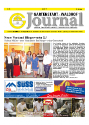 Gartenstadt-Waldhof Journal 06 2017