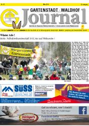 Gartenstadt-Waldhof Journal 03 2018