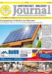 Gartenstadt-Waldhof Journal 04 2018