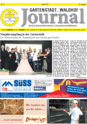 Gartenstadt-Waldhof Journal 01 2019