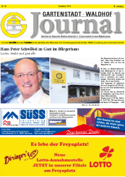Gartenstadt-Waldhof-Journal-September-2019