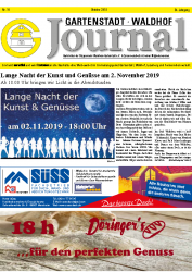Gartenstadt-Waldhof-Journal-Oktober-2019