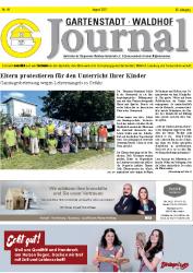 Gartenstadt-Waldhof-Journal-August-2021